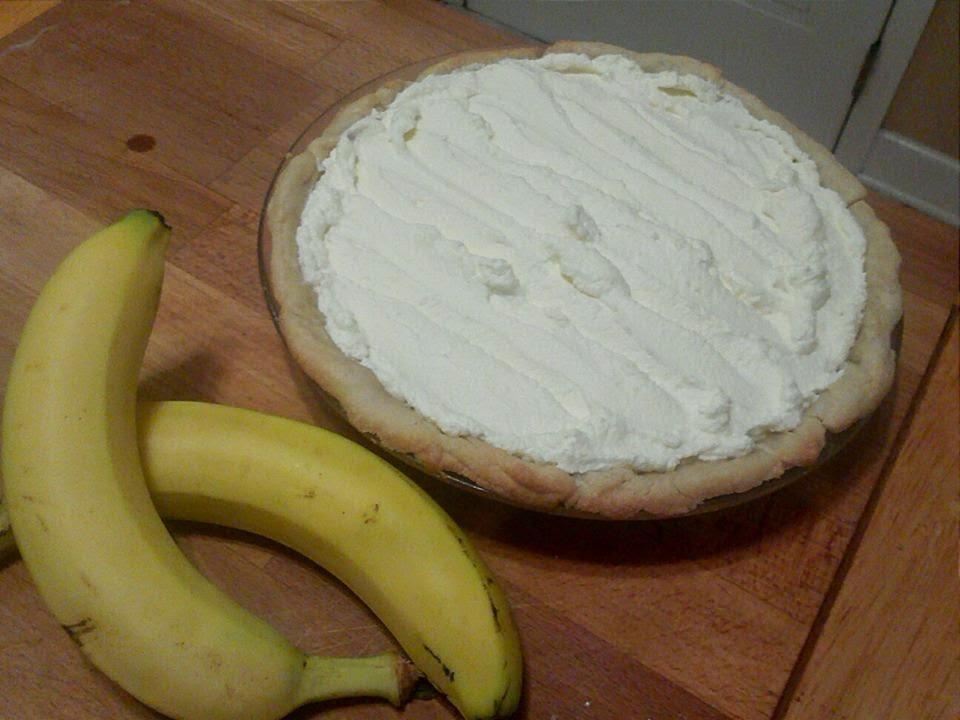 Three bananas creampie